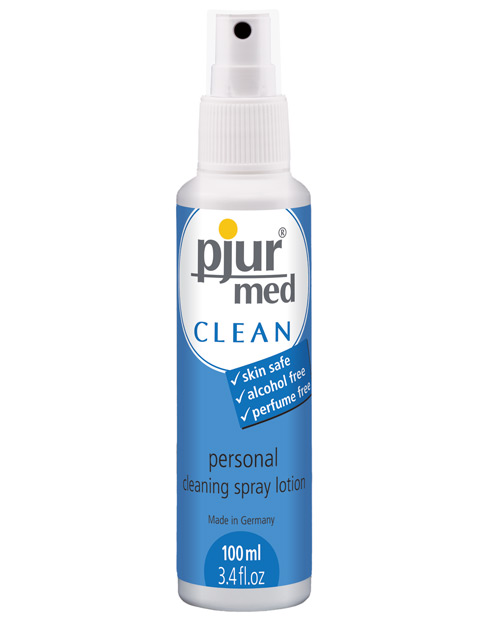 PJUR GROUP USA Pjur Med Clean Spray - 100 ml at Sears.com